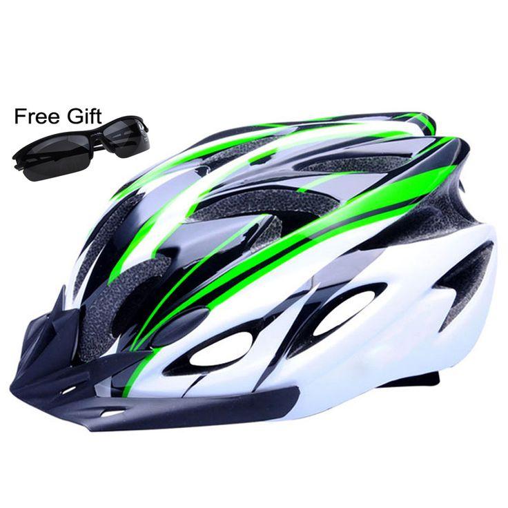 Ultralight Bicycle Helmet CE Certification Cycling Helmet In mold Bike Helmet Casco Ciclismo 260g 56 62