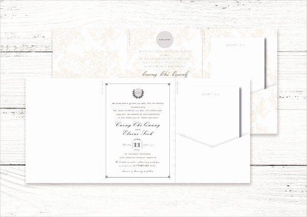 Tri Fold Wedding Invitations Template Unique 17 Tri Fold Wedding Invitation Templat Tri Fold Wedding Invitations Invitation Template Diaper Invitation Template