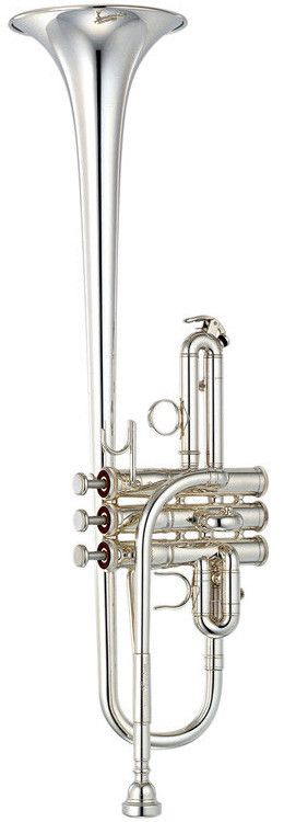 Yamaha high-pitched trumpets feature a brilliant tone with crisp clear attacks and excellent control in the high register. Though originally used primarily for Baroque music, they are increasingly use