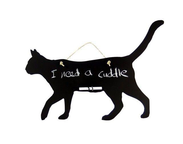 Cat Blackboard £19.50