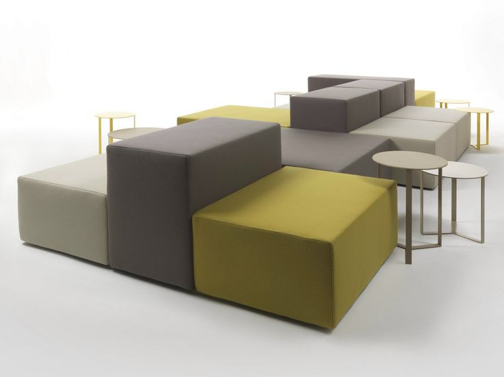 Canap composable modulable lounge collection lounge by - Canape pour petit espace ...