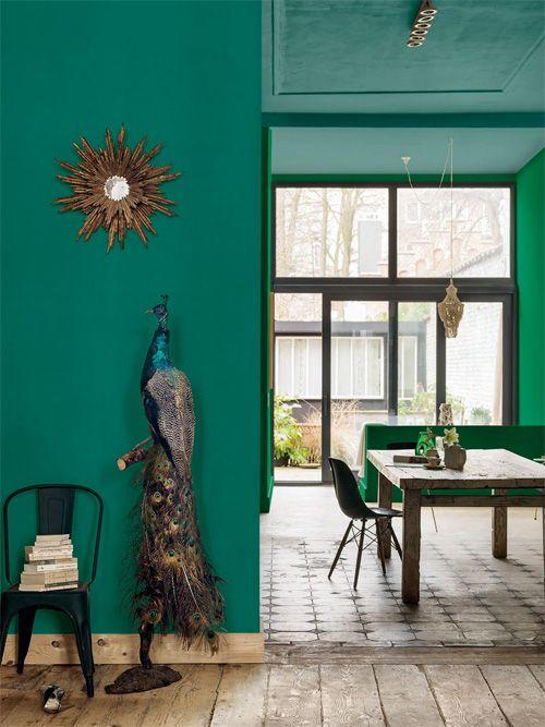 Passie is mijn stijl! Prachtige kleuren selectie van Victoria Koblenko voor Flexa