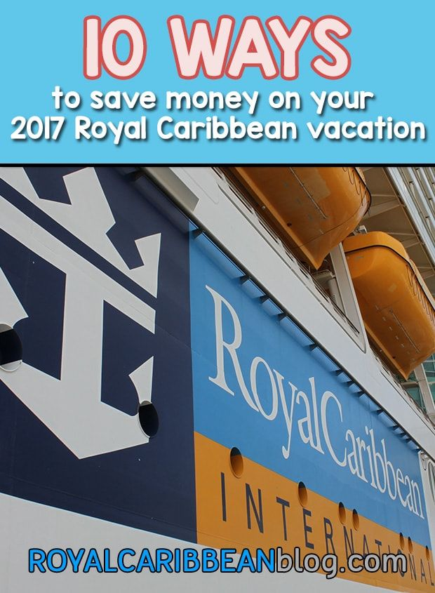 Odds are that you are planning your 2017 Royal Caribbean cruise vacation and this post is designed to help you budget for the trip to make it cost less! ...