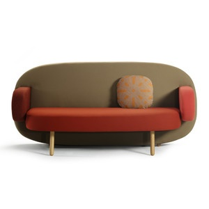 LOVE!!! Float Sofa 206 Brown now featured on Fab.