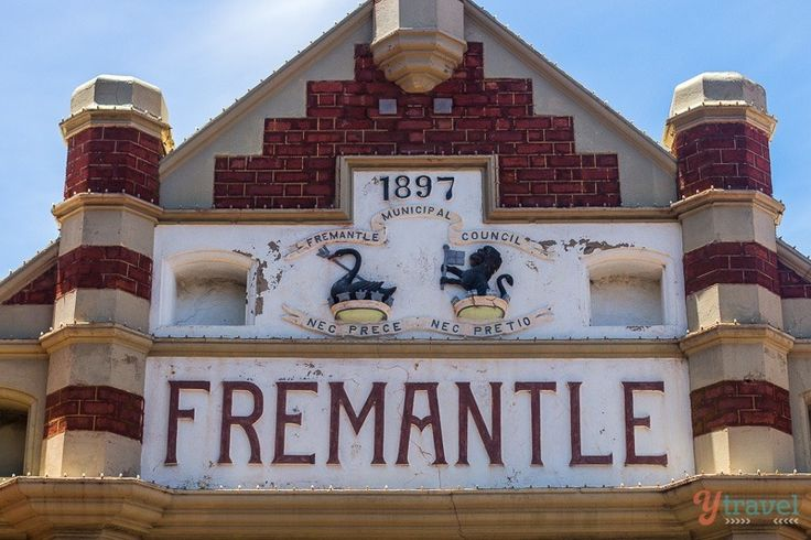 Fremantle, Take boat to from Perth