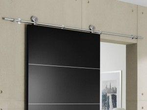 10+ Desain Pintu Geser Minimalis   RumahOKE.com #Home-Decor