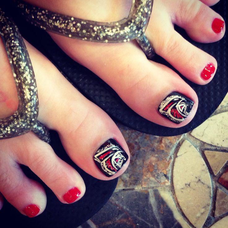 90 best Fan Zone images on Pinterest   Nail scissors, Atlanta ...
