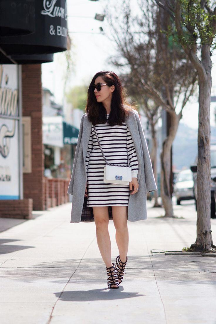 cool Модные повседневные платья 2017 — Стильные решения и оригинальные модели (50 фото)