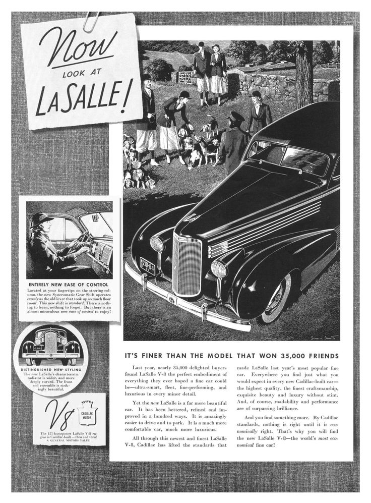 16 best 1937 Cadillac Ads images on Pinterest | Cadillac, Vintage ...