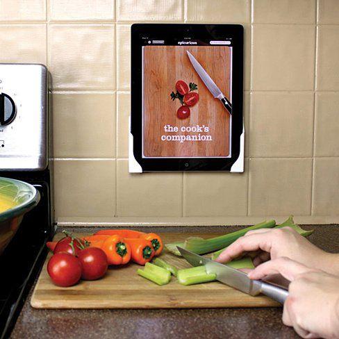 Koala Chrome IPad And Tablet Wall Mount