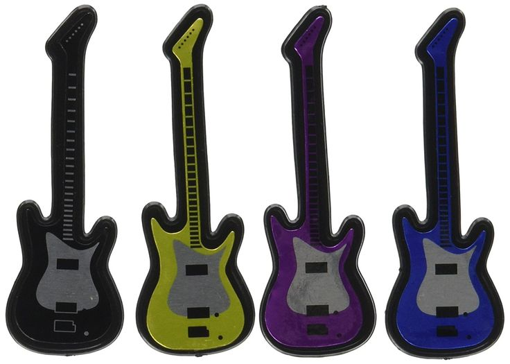 Guitar Cake Decorating Kit : 1000+ ideas about Guitar Cupcakes on Pinterest Guitar ...