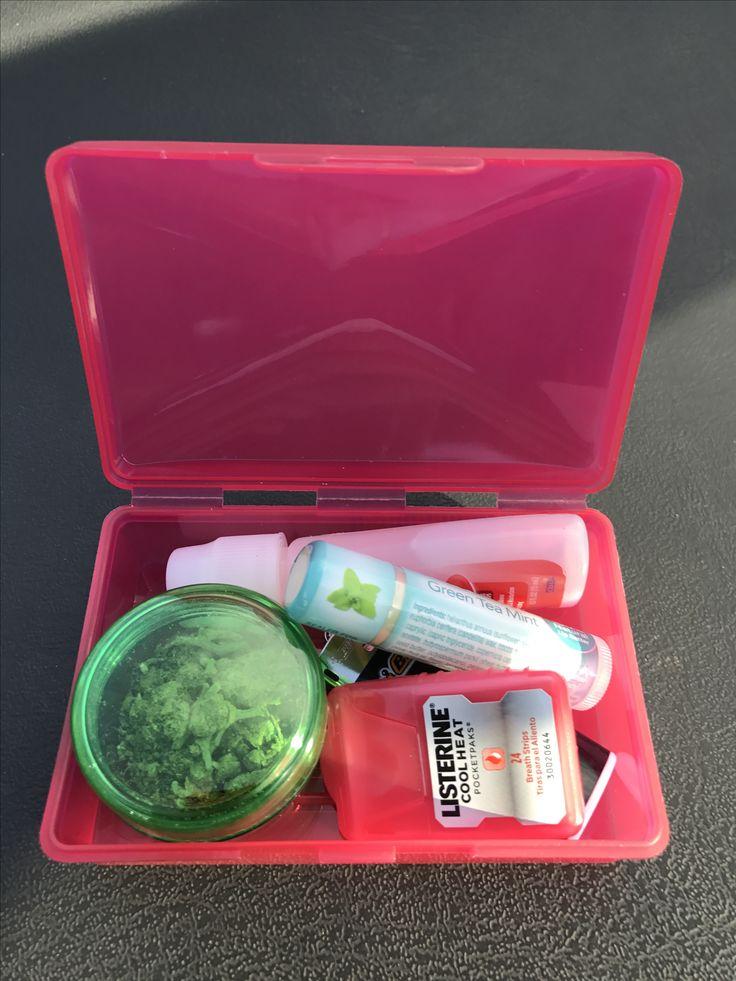 DIY StonerBox Chapstick, Breath Strips, Eye Drops