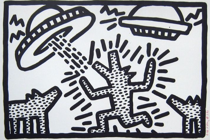 88 Best KEITH HARING By WIDEWALLS Images On Pinterest