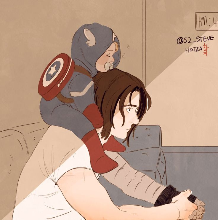 Uncle Bucky X Child Reader