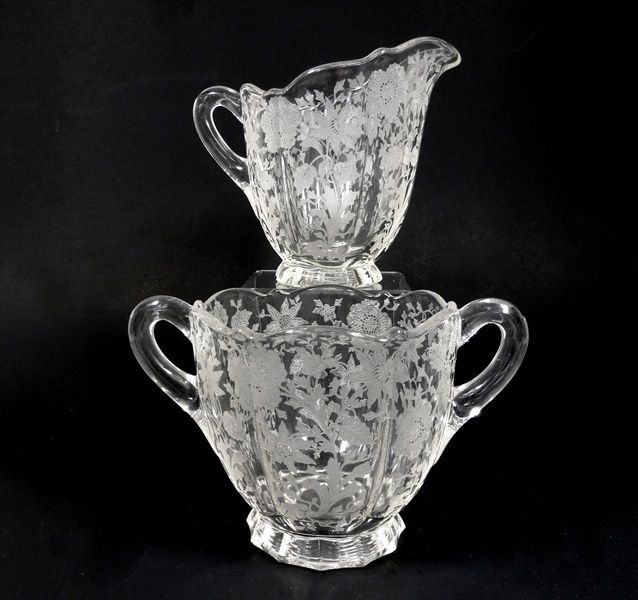 451 best images about Cambridge Glass on Pinterest