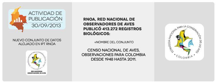 Actividad de publicación 30/09/2013
