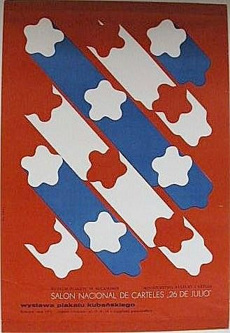 # 19 26th of July - Cuban Poster Exhibit (1971)  https://www.contemporaryposters.com/poster.php?number=1290
