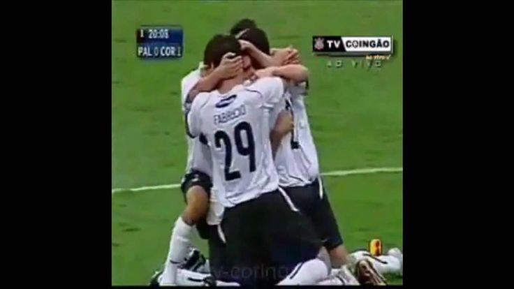 Os 6 gols mais bonitos do corinthians nos últimos 9 anos.