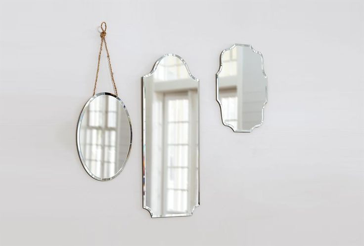 best 25 country frameless mirrors ideas on pinterest. Black Bedroom Furniture Sets. Home Design Ideas