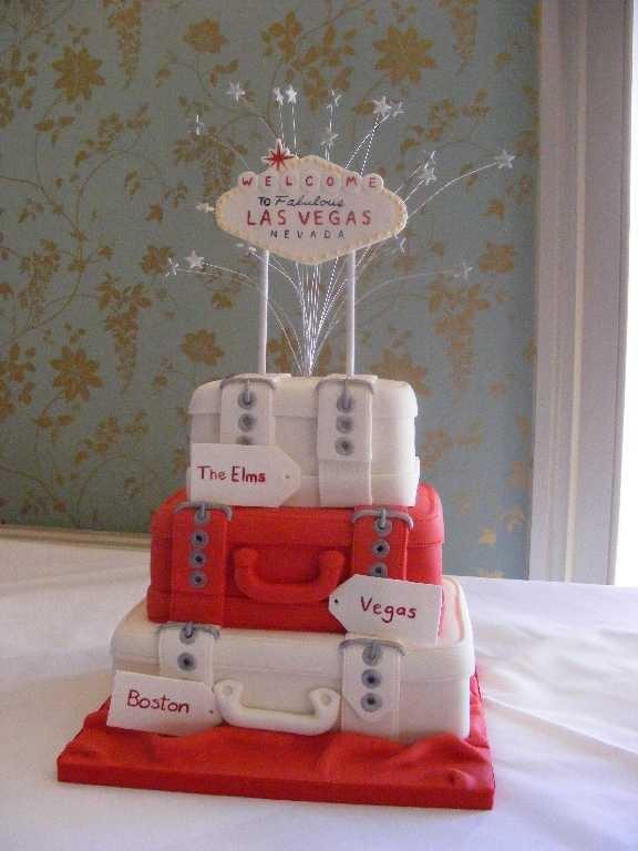 Awesome Looking Cake Wedding