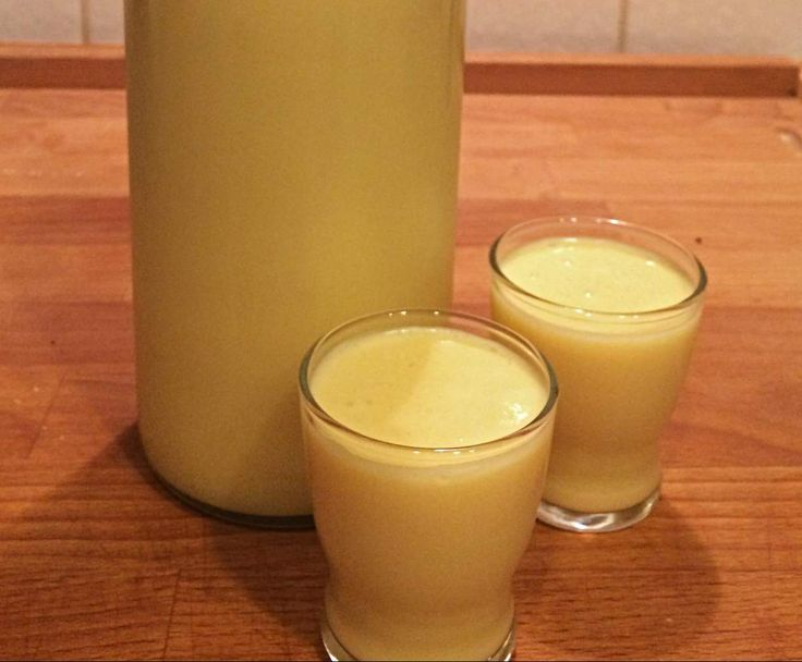 Rezept Schneller Maracuja-Likör von Jeanne-Sun - Rezept der Kategorie Getränke