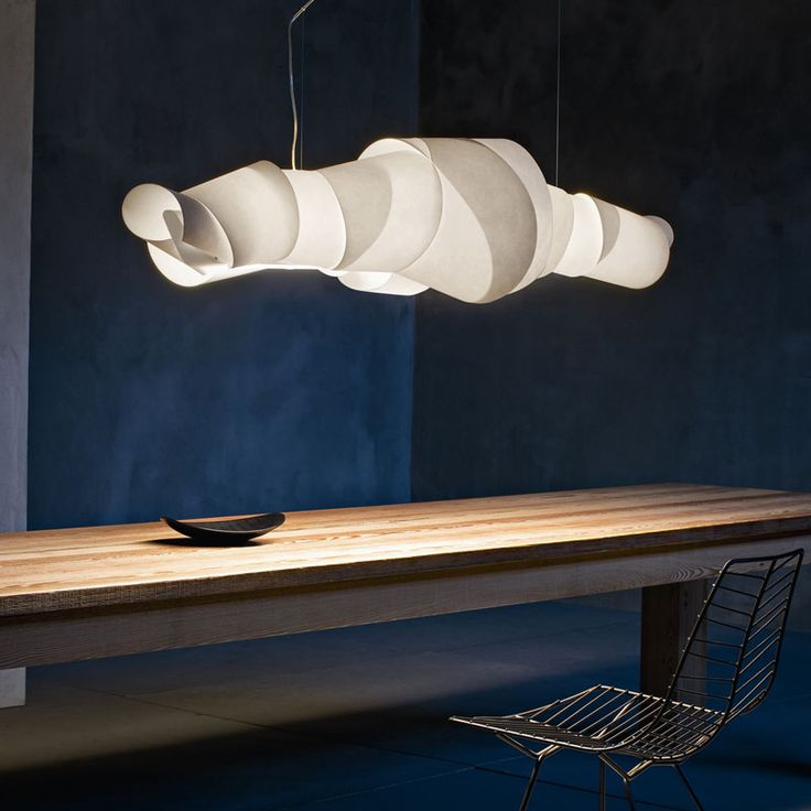 JAMAICA SUSPENSION LAMP designed by Marc Sadler. Available through Switch Modern.