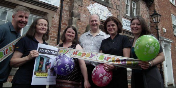 Birthday party with charity twist for successful Shrewsbury centre   Love…