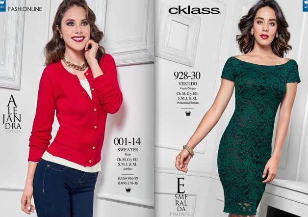 blusa cklass 2015 rojo