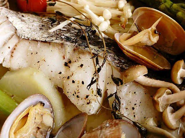 野菜たっぷり☆白身魚のホイル焼きの画像