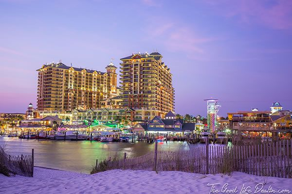 Sunset Suites Hotel with Balcony - Emerald Grande Destin Vacation Rentals