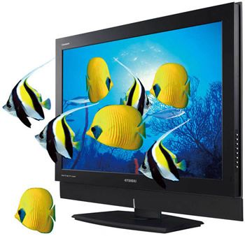Legacy Samsung 3D TV