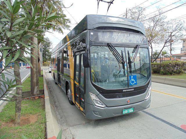 Águas de Pontal: Ônibus elétrico abastecido por energia solar super...