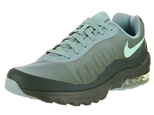Nike Mens Air Max Invigor Print CannonGreen GlowGrove Green Running Shoe 95  Men US **