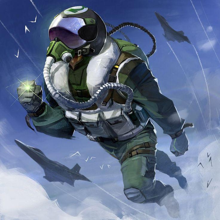 Infinite Crisis MOBA - Green Lantern (Callsign: Highball)