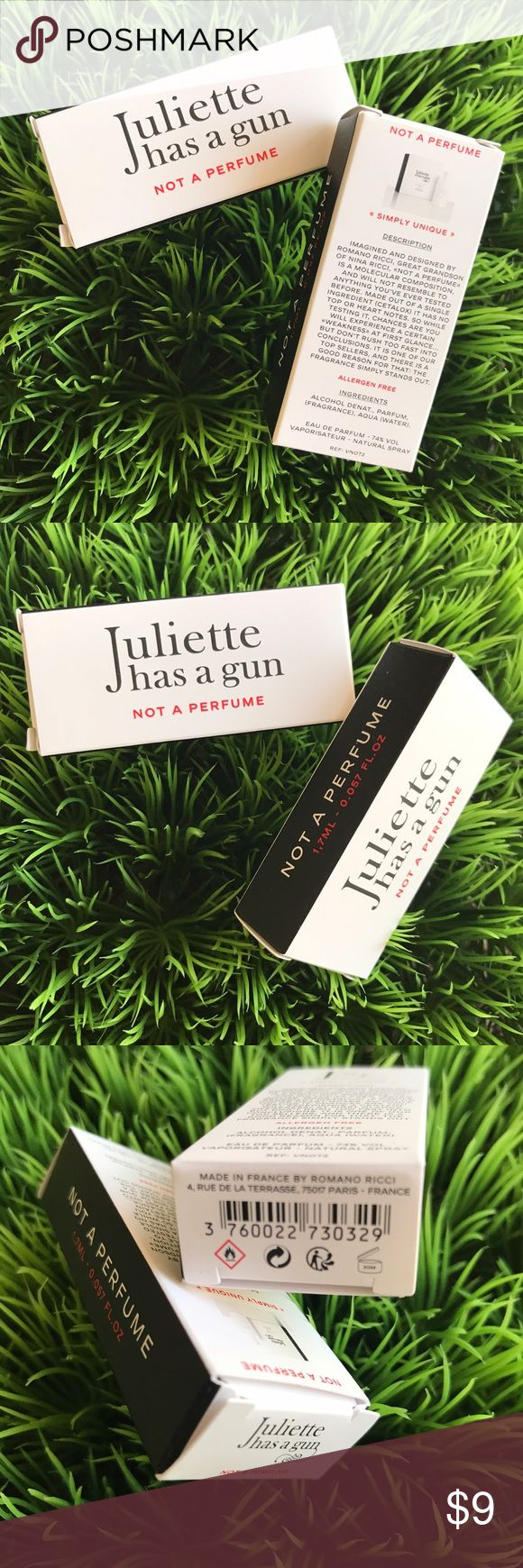 "NEW Not A Perfume "" Juliette has a Gun "" 2pk  NEW Not A Perfume "" Juliette has a Gun ""  2pk  NEW, Never Used Not A Perfume Other"