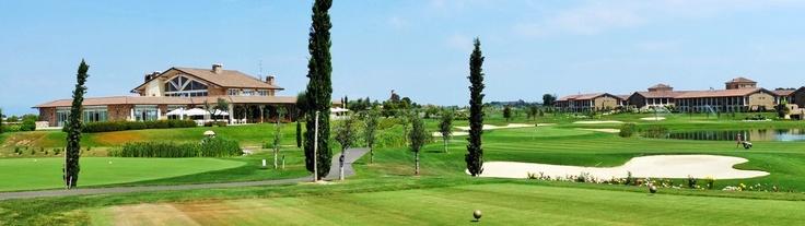 Chervò Golf Hotel Spa & Resort SanVigilio - Campi da golf