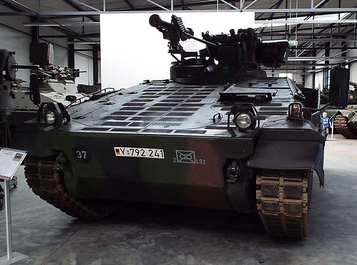 Schützenpanzer Marder 1 A3 1989 Panzer Museum Munster