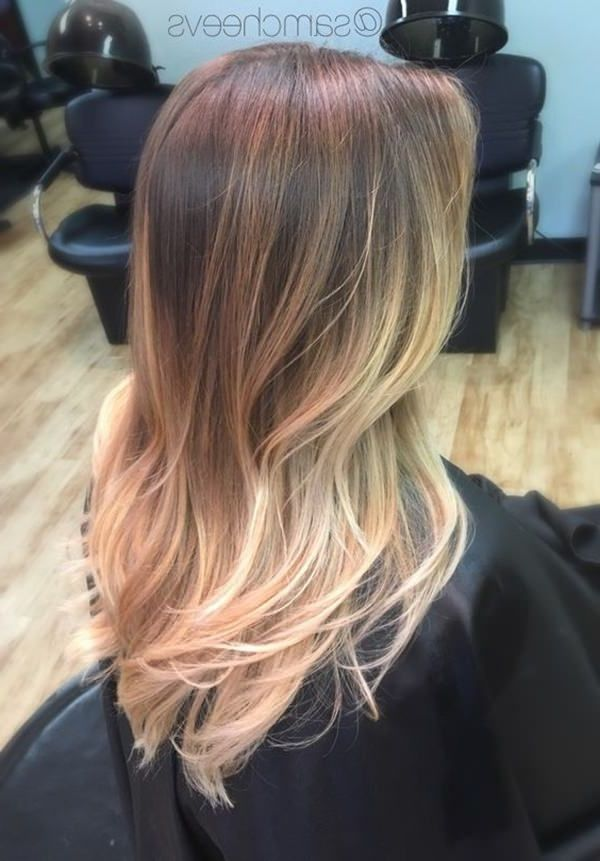 20 Dunkelblonde Balayage Haarfarbe Ideen Zum Ausprobieren Im Jahr