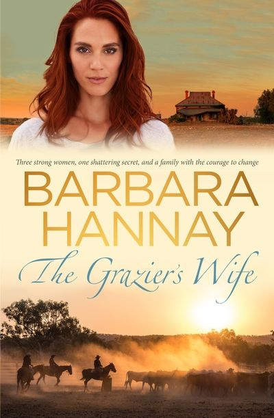 The Grazier's Wife by Barbara Hannay; Penguin Australia