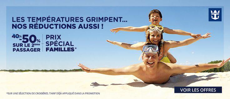 #PROMO #croisière #RoyalCarribean http://www.croisierenet.com/