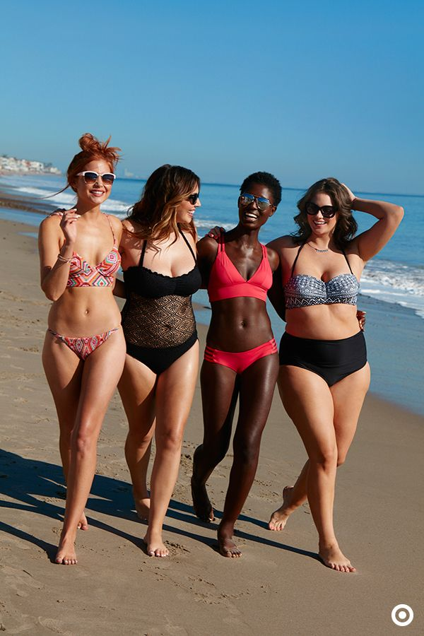 This summer, we're living life #NOFOMO - with no fear of missing out! We're shedding any insecurities and getting out there. From bikinis to one-pieces, we've got suits for all shapes and sizes that'll make sure that every body has the best swim season ever.
