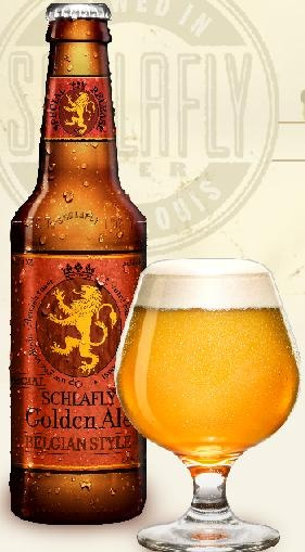 @Schlafly Beer Golden Ale, only available in #MO until July!