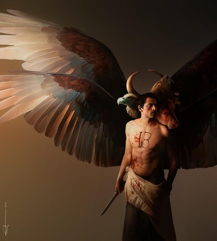 картинки ангел мужчина и человека создания креативных вещиц