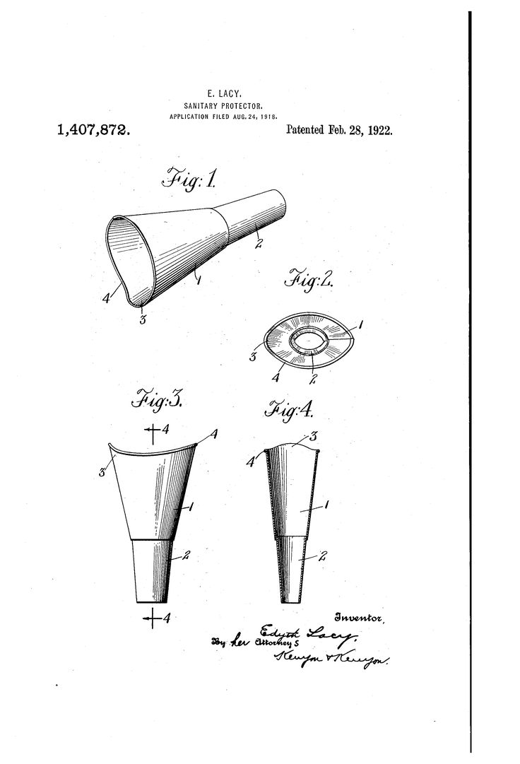 Edyth Lacy: The Grandmother of Ladies' Pee Funnels | Stuff Mom Never Told You