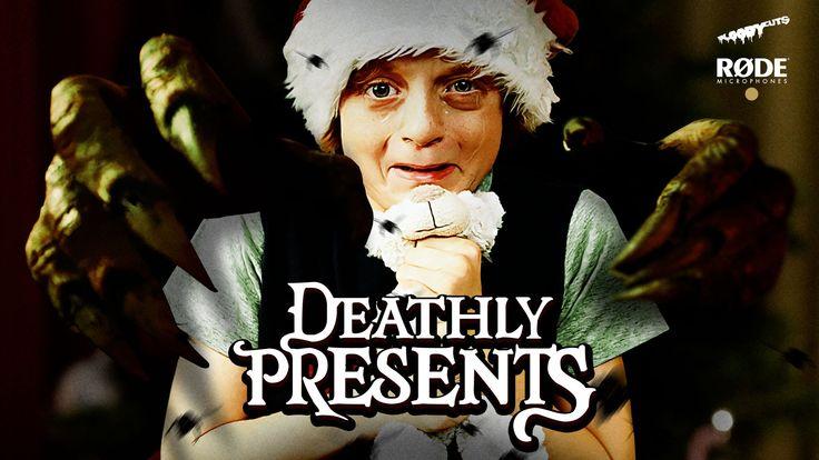 Freunde, auch dieses Weihnachten gilt wieder: Öffnet keine Geschenke, dessen Absender ihr nicht kennt. Wirklich, tut es nicht. So wie in diesem Kurzfilm. Ich habe mich nicht erschrocken, ihr habt euch erschrocken! Auch in dieser heimeligen Atmosphäre dieses familiären Weihnachtens funktioniert das leider viel zu gut. It might drop down your chimney, it might mysteriously [ ]