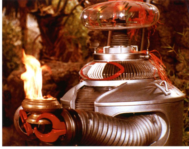 Lost In Space - B-9 robot