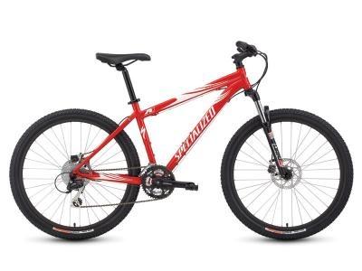 I love my bike. Specialized Rockhopper.