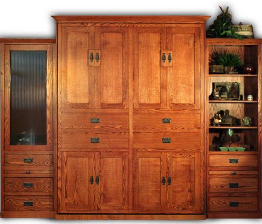Zoom-Room Murphy Beds - remote controlled Murphy Beds, traditional Murphy Beds and custom cabinets
