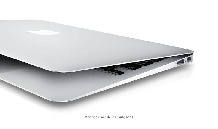 MacBook Air – Compra la notebook MacBook Air con pantalla de 11 o 13 pulgadas - Apple Store (México)