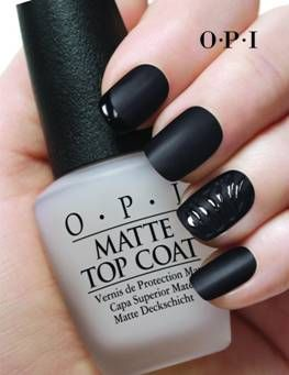 OPI Matte Top Coat. I need this for real.